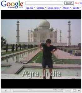 Agra,India Lost Boys dancing