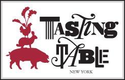 Tasting Table New York