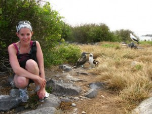 hiking wilderness