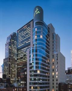 Sofitel Hotel NYC