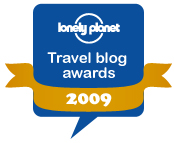 lonely planet travel blog 2009