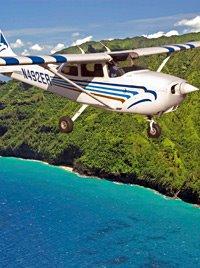 wings over kauai airplane