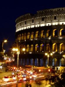 Rome Italy Collosseum
