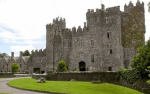Irish Kilkea Castle for Sale