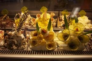 Zadar, Croatia gelateria
