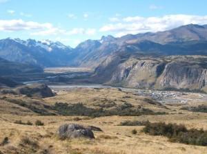 Trekking in El Chalton Argentina