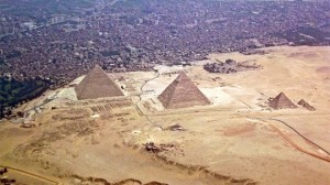 NASA helps uncover lost pyramids