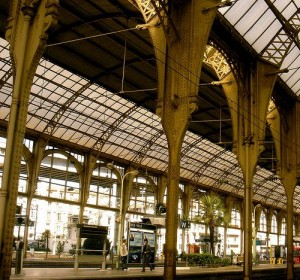 Train Station Picture