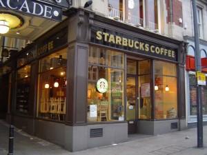Starbucks NYC