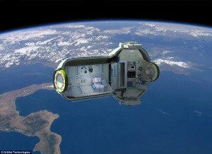New Space Hotel Unveiled