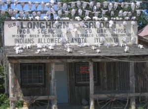 Town for sale in South Dakota