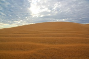 Sand dunes from Alex in Wanderland