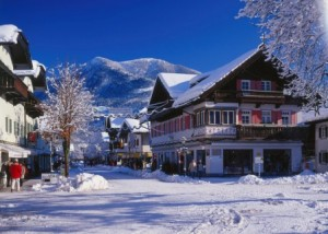 Garmisch Winter Home