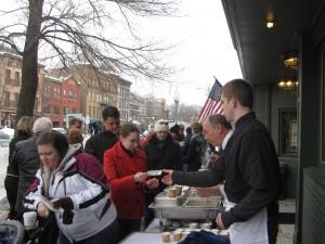 Saratoga Choweder Fest