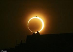 Kannaraville Solar Eclipse