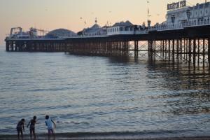 Weekend Trip to Brighton