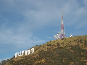 Hiking Hollywood Sign