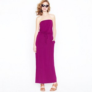 JCrew Maxi Dress - Amie Maxi Dress