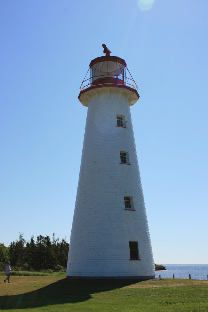 Lighthouse at Souris, PEI