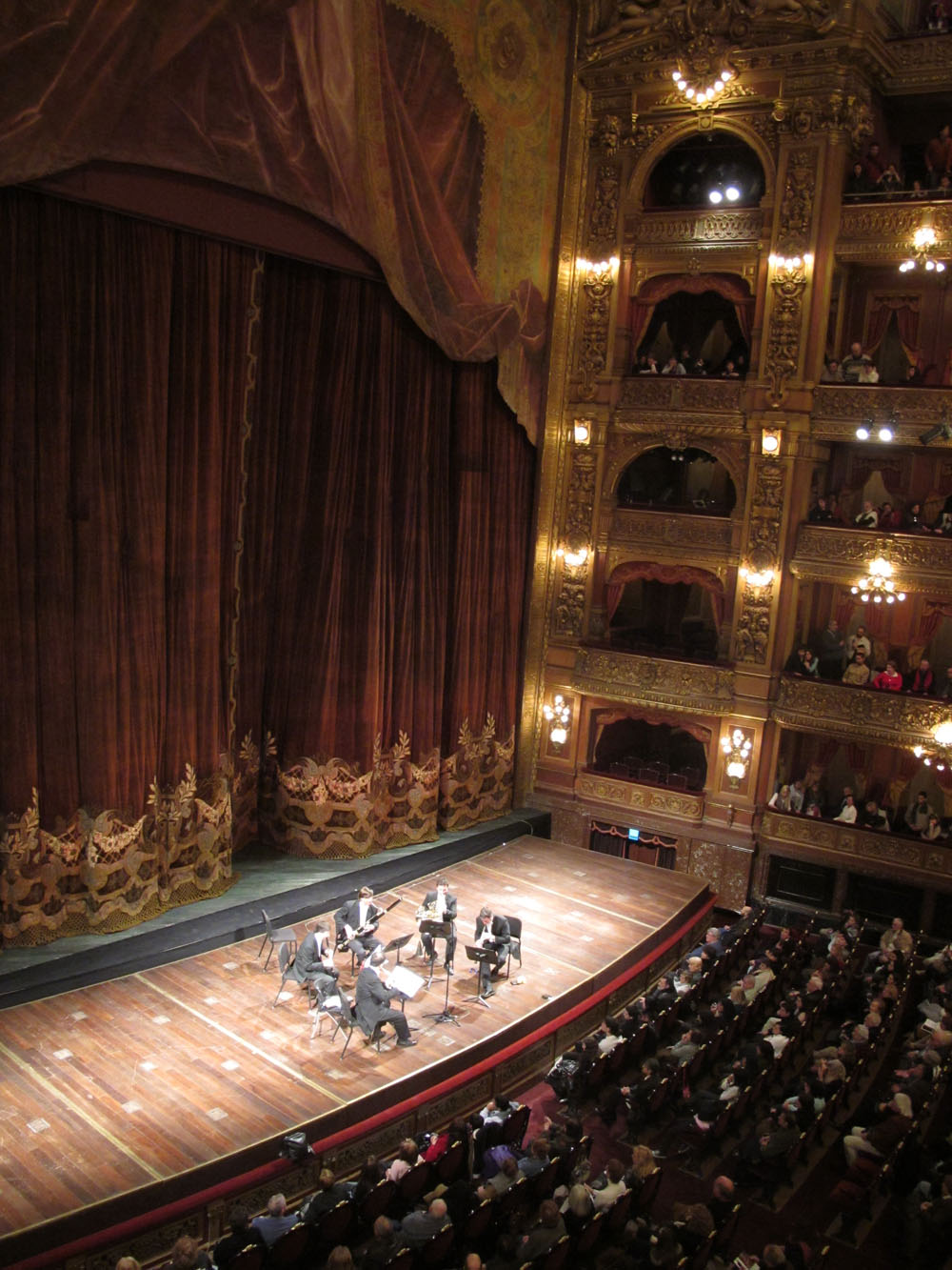 Centro Teatro Colon Buenos Aires