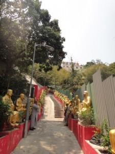 Fake Monks in Hong Kong