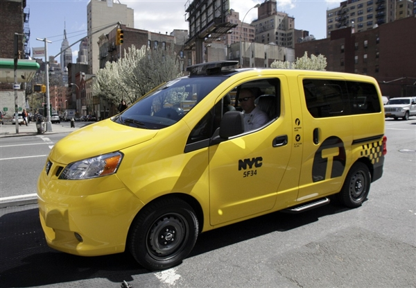 NYC New Taxi Fleet