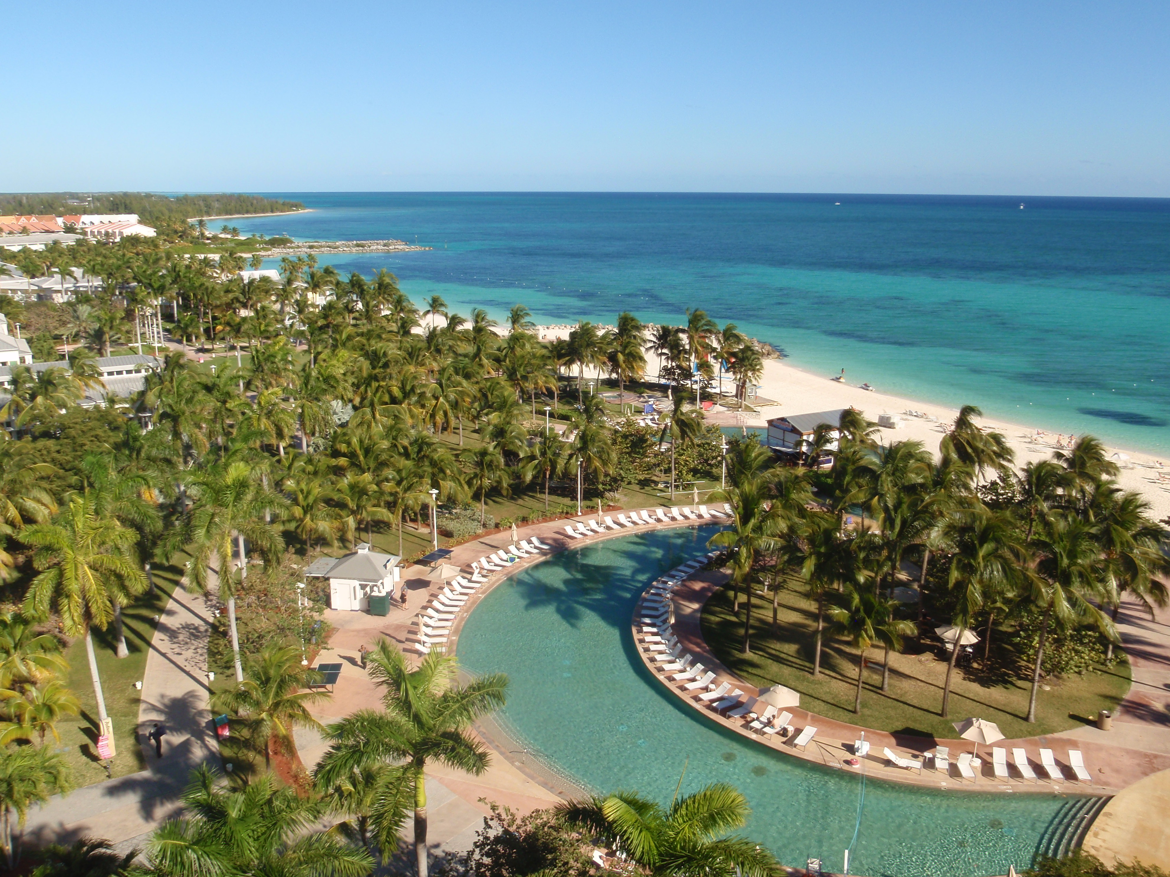 In-Room Review: The Grand Lucayan, Grand Bahama Island