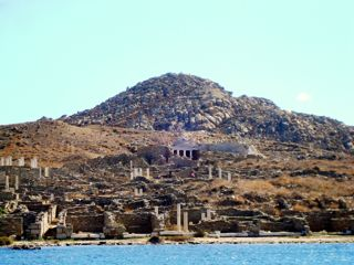 Mount Kynthos, Greece: For Cynthias Everywhere