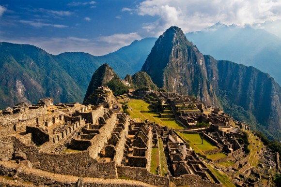 The LG Travel News Roundup: Airport Planned Near Machu Picchu