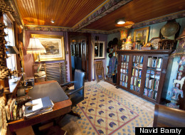 The LG Travel News Roundup: A Floating Historical Hotel